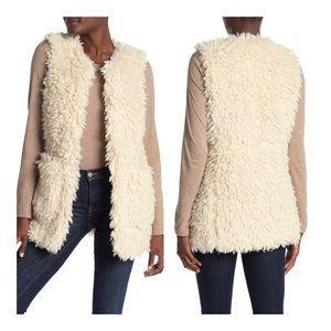 UGG Farrah Faux Fur Vest